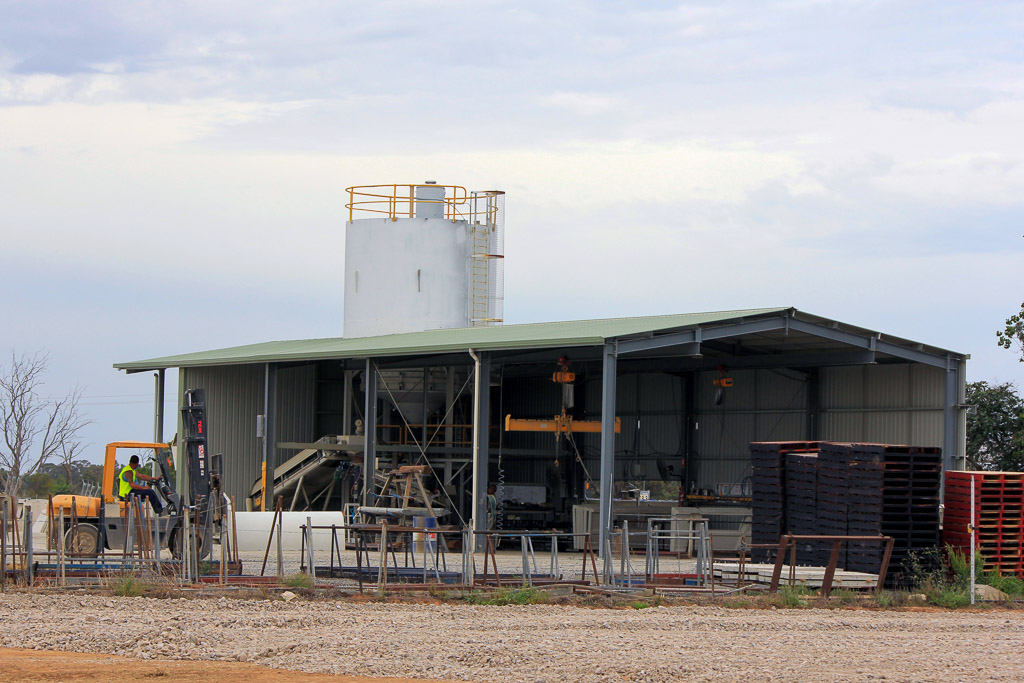 New Concrete Plant