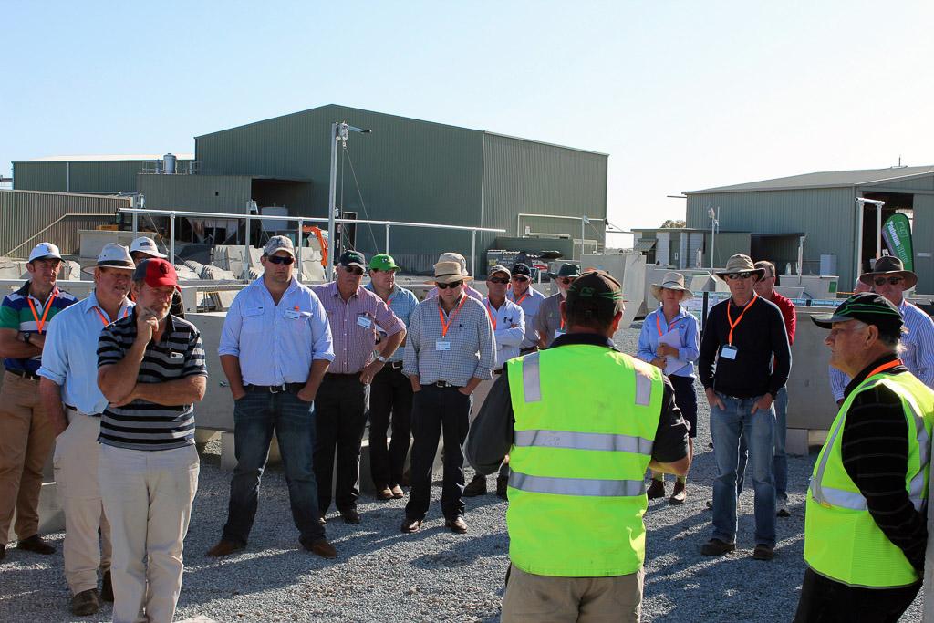 CottonInfo irrigation automation tour